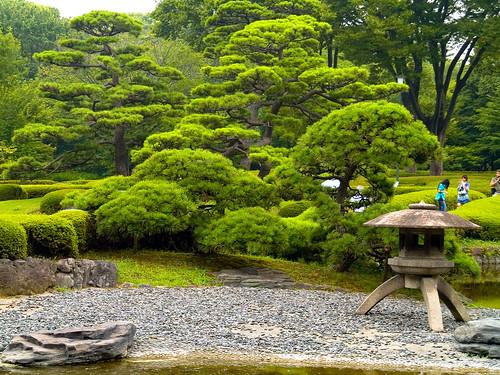 Los jardines japoneses perfecta armon a visual blog de for Estructuras para jardin