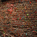 Small photo of Wall of gum