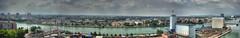 Basel Harbour Panorama