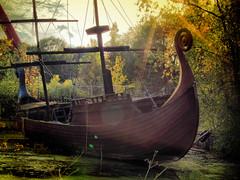Pirates ship (HDR)
