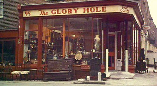 The Glory Hole (London)...1966