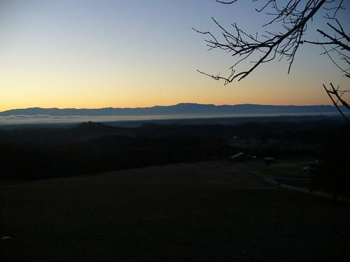 sunrise landscape knoxville tenessee highlandercenter