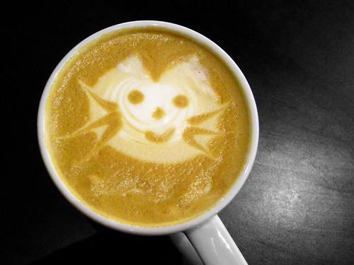 Sw33t latte art