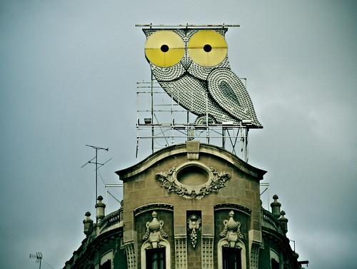 El Mussol, Barcellona
