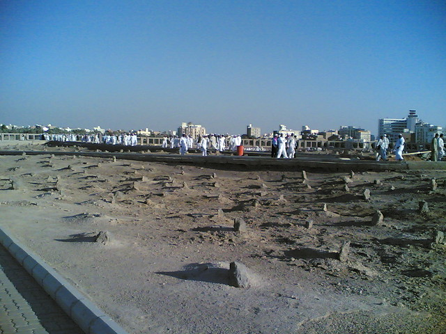 Jannat UL Baqi http://www.flickr.com/photos/25099827@N02/3088184656/