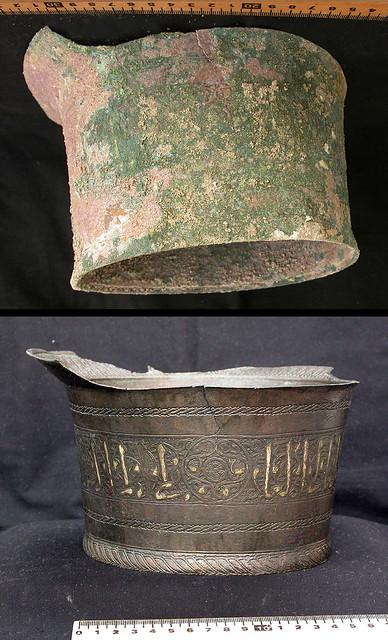 Nettoyage des monnaies romaines .... 3091479029_21da107fea_z