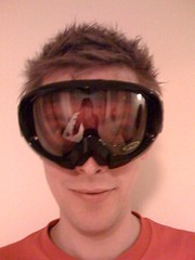 is my head too small or are these goggles too big?