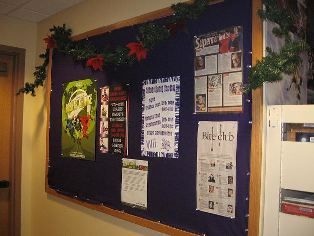 Young Adult Bulletin Board