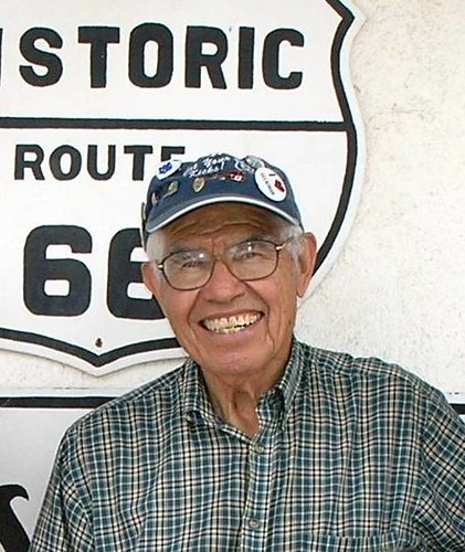 Angel Delgadillo, Seligman, AZ