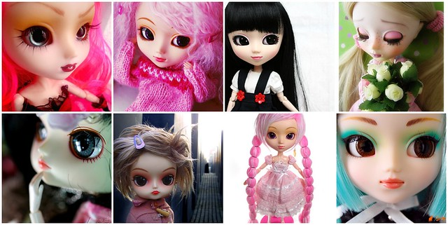 Pullip dolls - some favorites of mine found on FLICKR, collected by iHanna
