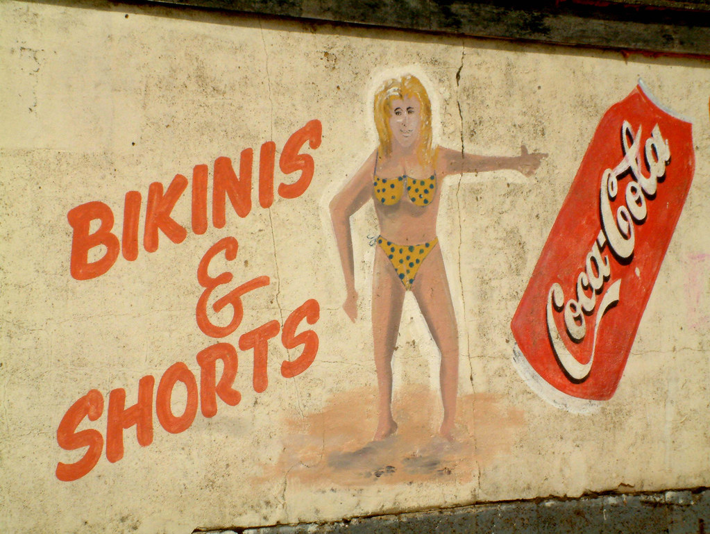 Dodgy Bikinis
