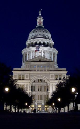 Floodlit Capitol