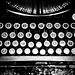 Typewriter B/W....now write the story. by geishaboy500