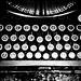 Typewriter B/W....now write the story. by geishaboy500