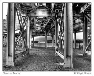 Elevated Tracks, Chicago