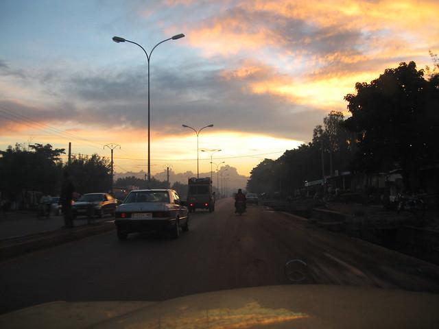 Header of Bamako