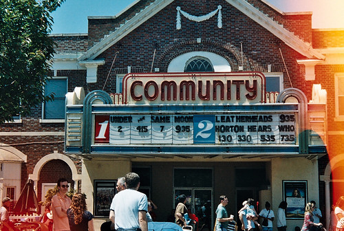 Fairfield Connecticut:Community movie theatre