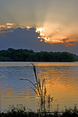 sunset lake 20d nature water wow landscape scenery lakehouston goldstaraward caseymorris