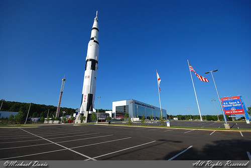 The US Space and Rocket Center