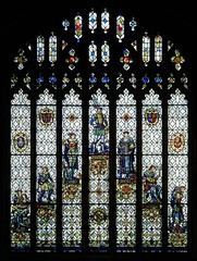 Stained Glass Window, Old Reading Room