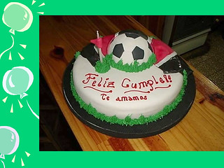 torta  futbol chacarita