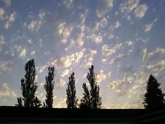 Sky over Monroe