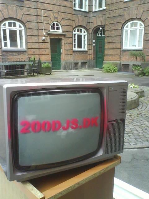 200DJS.DK DIY!!!