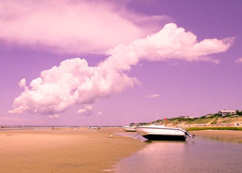 ocean sky beach water clouds bay boat sand nikon capecod shore lowtide eastham d300 mywinners kingsburybeach