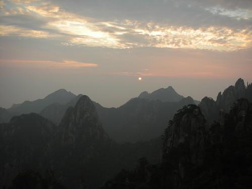 china yellowmountains huangshan
