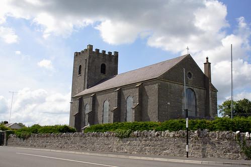 Ballyforan Church