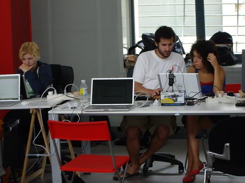 Summer Camp / Summer Lab Gijón 8/2008