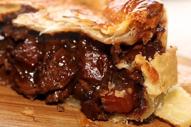 Beef & guinness pie | Flickr - Photo Sharing!