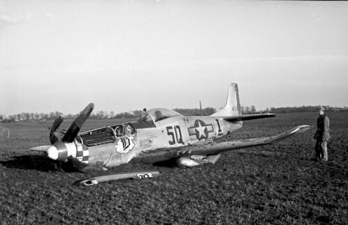 P 51 Crash f6.3 100th sec 15:30hrs GMT 03