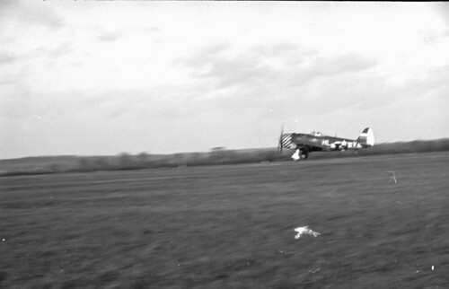 P47 Taking off
