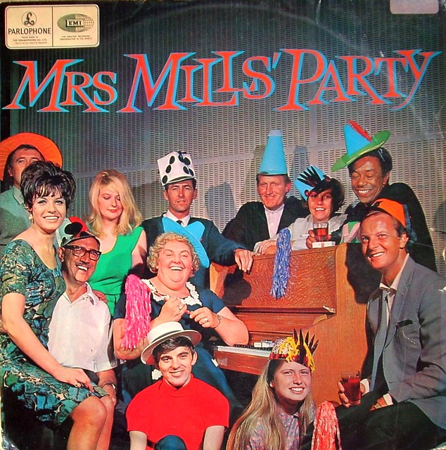 'Mrs Mills' Party' - Mrs Mills