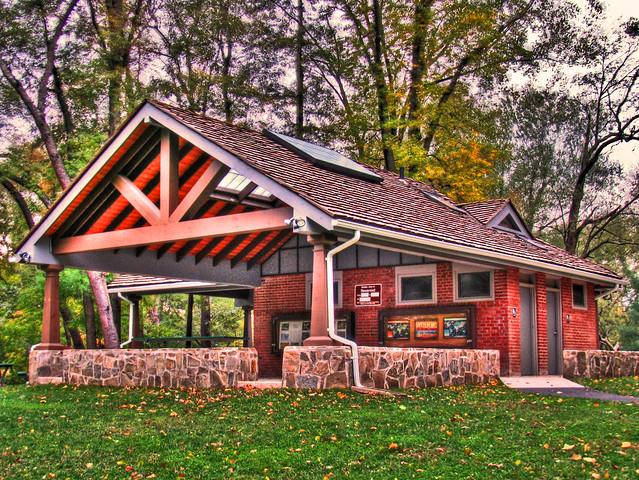 Large Picnic Shelter Plans : Picnic pavilion flickr photo sharing