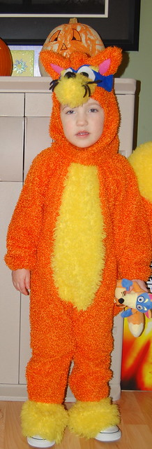 swiper the fox - Swiper Halloween Costume