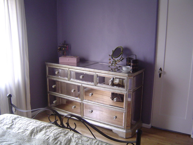 bedroom - Mirrored Dresser Cheap