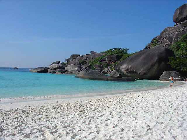 Anderson Island Beaches