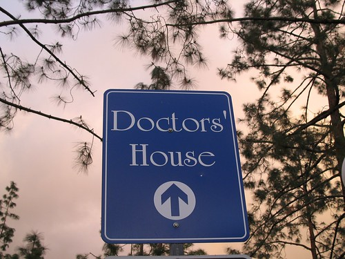 doctor's house