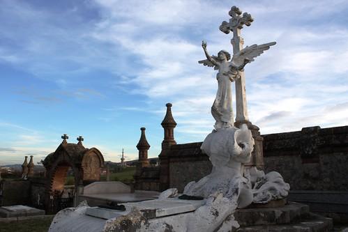 Tumba del Cementerio de Comillas