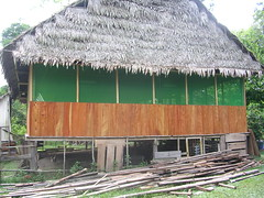 barn, thatching, outdoor structure, building, hut, shed,