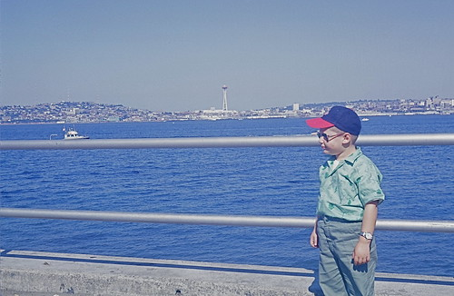 On Puget Sound, Seattle, 1962