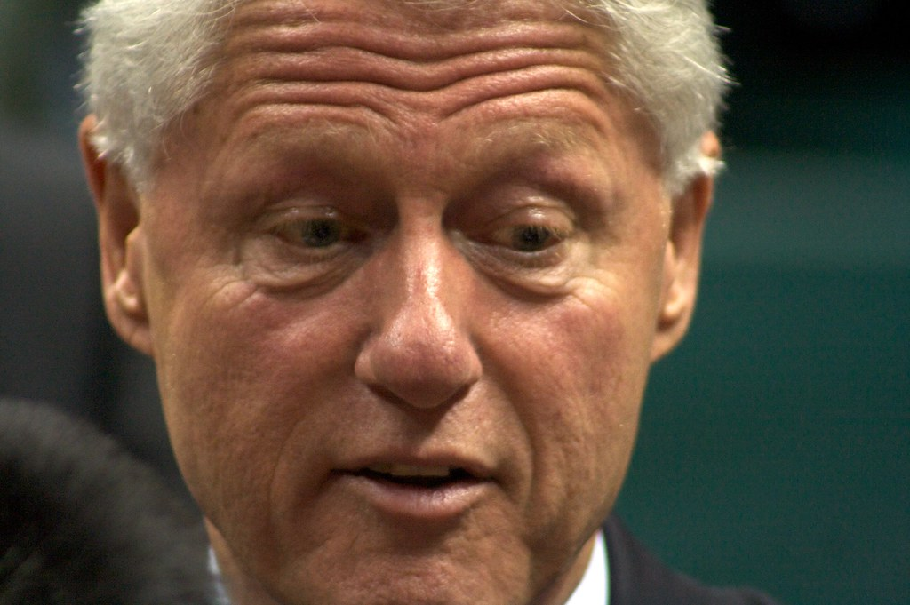 Bill Clinton @ UNCC