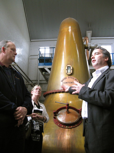 Tormore Distillery - Still
