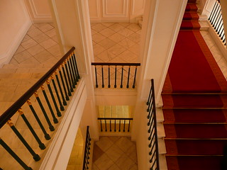 Vienna diary, Castle Staircase