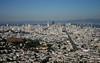 San Francisco, seen from Twin Peaks by Ivo Jansch