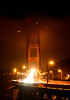 Golden Gate at night by Ivo Jansch