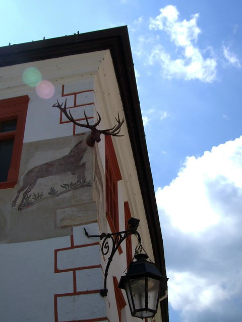 Casa cu Cerb (The Stag House)