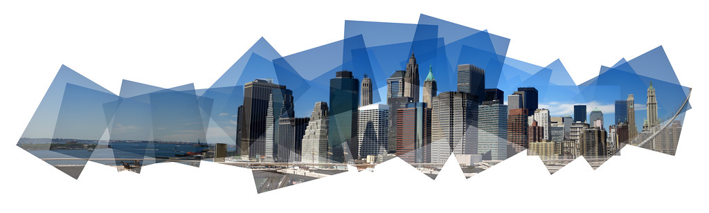 Panography: Manhattan, New York
